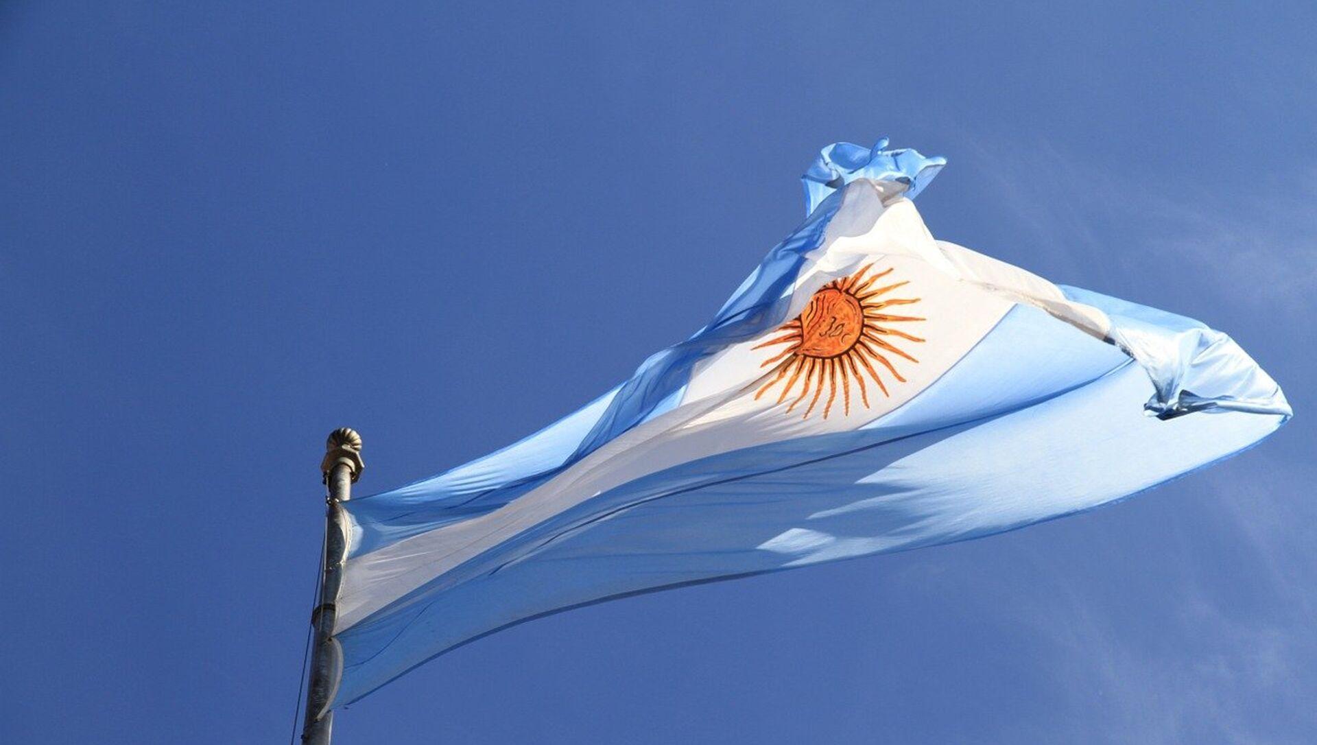 Bandera de Argentina - Sputnik Mundo, 1920, 19.06.2020