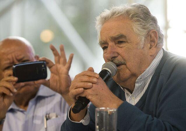 El expresidente uruguayo José Mujica (archivo)