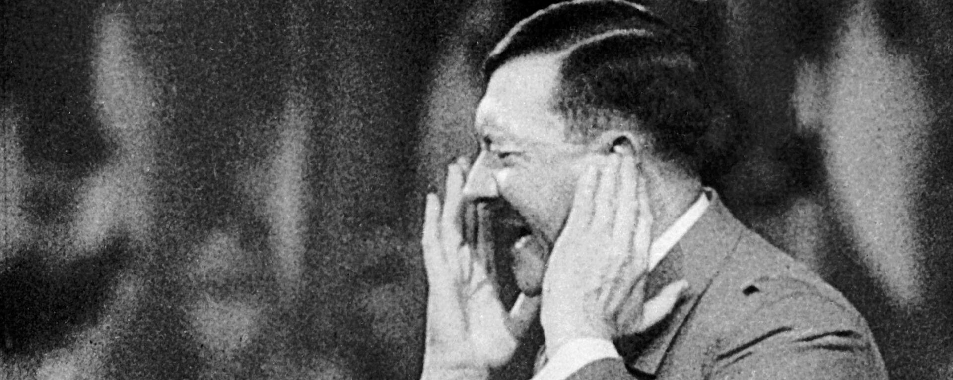 Adolf Hitler - Sputnik Mundo, 1920, 18.04.2020