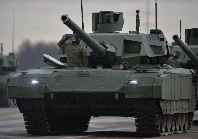 El tanque ruso T-14 Armata (archivo)