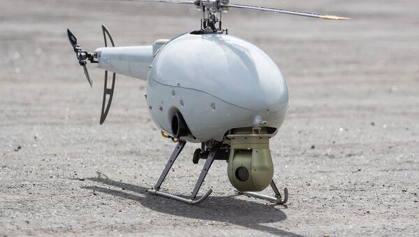 Un helicóptero teledirigido TB-20E - Sputnik Mundo