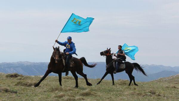 Los tártaros de Crimea - Sputnik Mundo