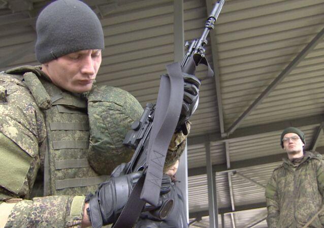 Nuevos desarrollos de la industria militar rusa para las tropas terrestres
