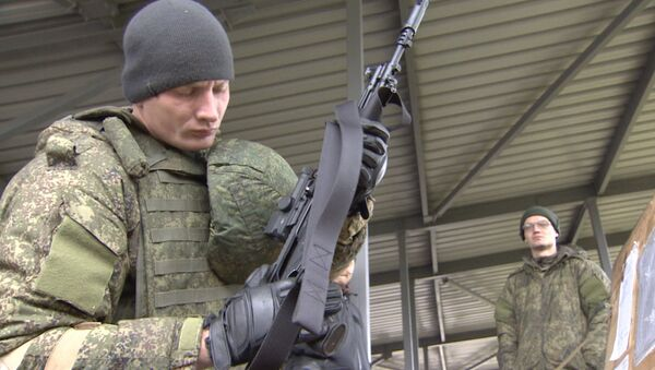 Nuevos desarrollos de la industria militar rusa para las tropas terrestres - Sputnik Mundo