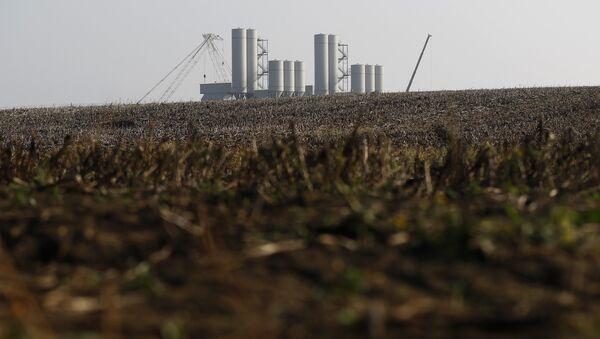 El territorio donde se construirá la central nuclear Hinkley Point C en Inglaterra - Sputnik Mundo