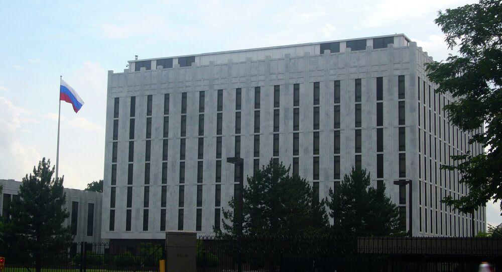 Embajada rusa en Washington, EEUU