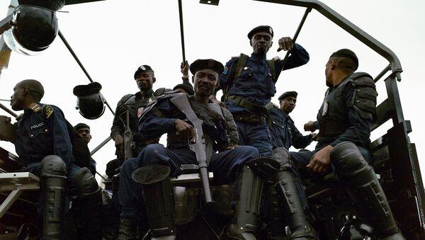 Policía militar de la República Democrática del Congo - Sputnik Mundo