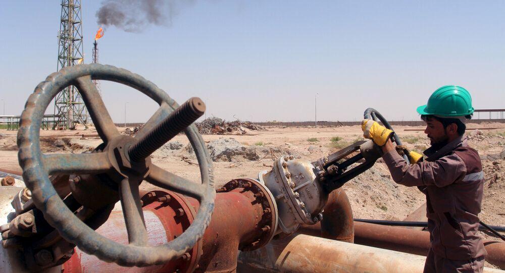 Refinería petrolera (imagen referencial)