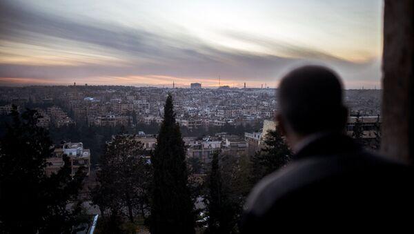 Ситуация в провинции Алеппо - Sputnik Mundo