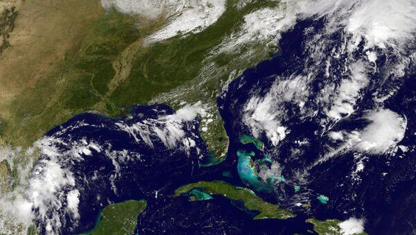 El huracán Matthew - Sputnik Mundo