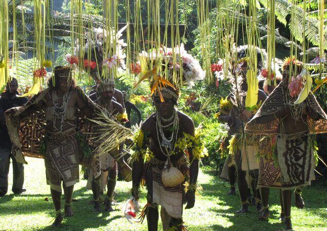 Los aborígenes