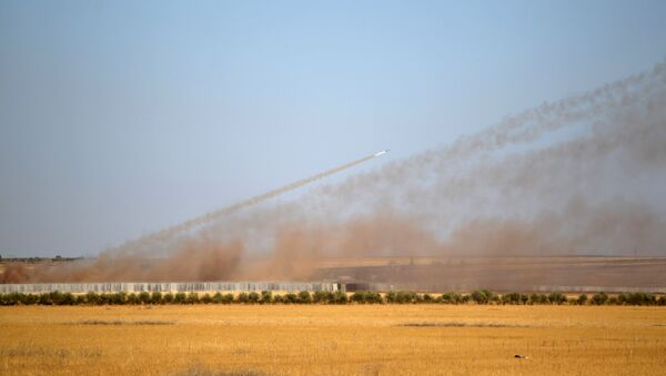 El ataque del ejército turco contra Daesh - Sputnik Mundo