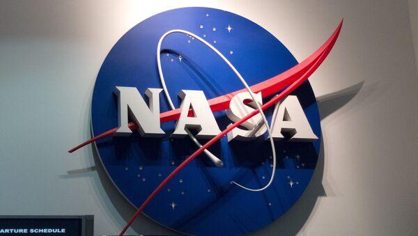 El logo de NASA - Sputnik Mundo