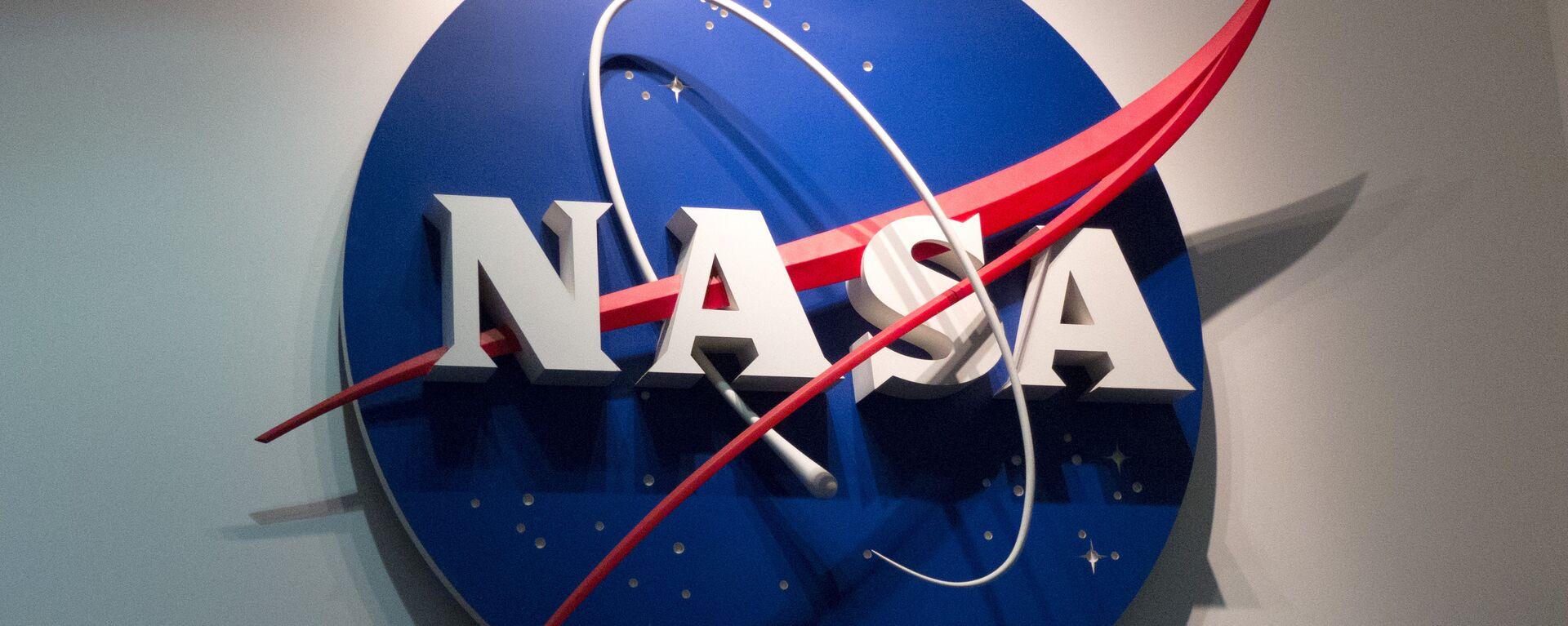 El logo de NASA - Sputnik Mundo, 1920, 25.08.2021