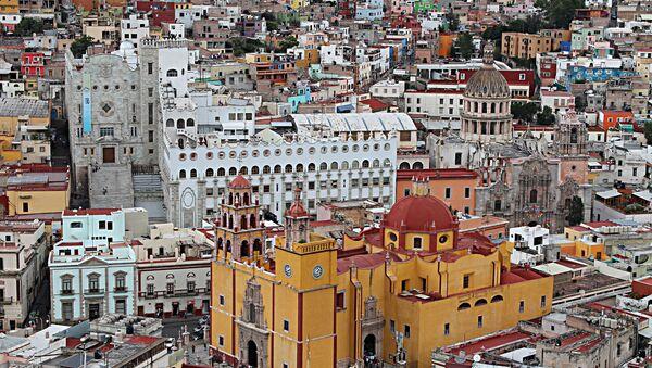 Guanajuato desde el Pipila - Sputnik Mundo
