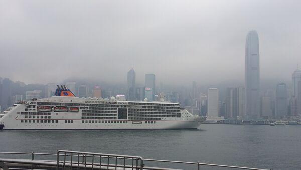 Un crucero en China - Sputnik Mundo