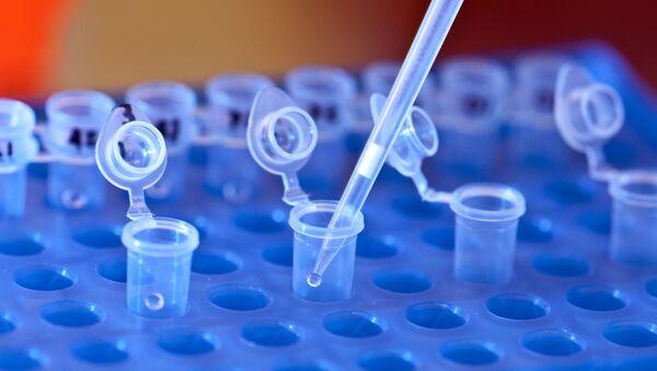 Un laboratorio genético - Sputnik Mundo