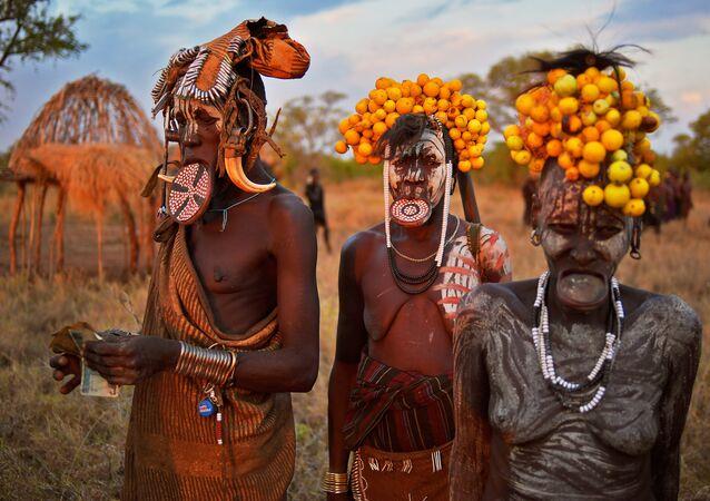 Antiguas tribus de Etiopía, al borde de la desaparición