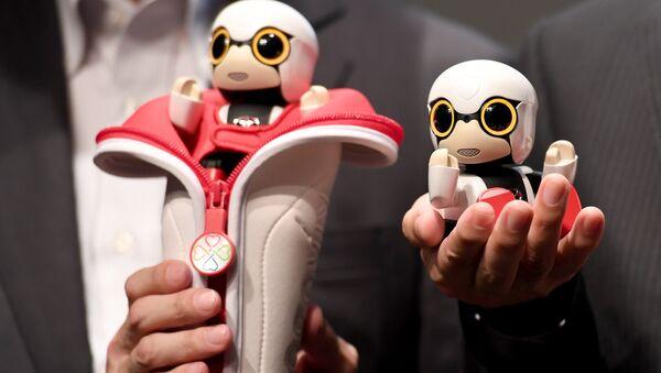 Robots Kirobo Mini de Toyota - Sputnik Mundo