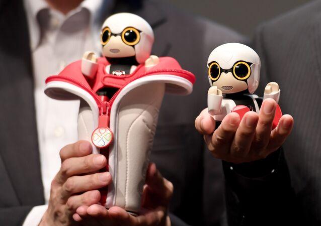Robots Kirobo Mini de Toyota