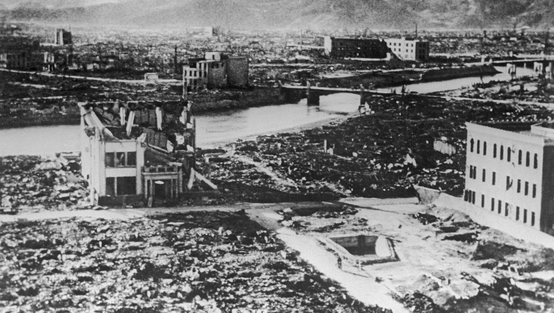 Hiroshima - Sputnik Mundo, 1920, 05.08.2020