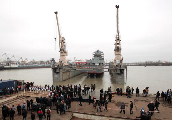 Las armas más letales de la Armada rusa - Sputnik Mundo