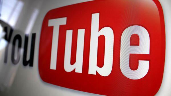 Youtube logo - Sputnik Mundo