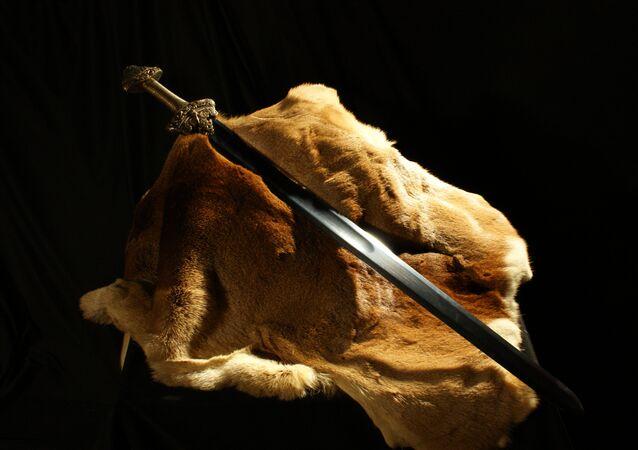 Espada de vikingos