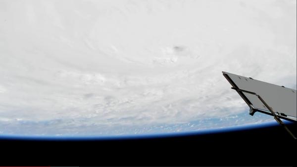 Huracán Matthew - Sputnik Mundo