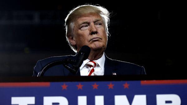 Donald Trump - Sputnik Mundo