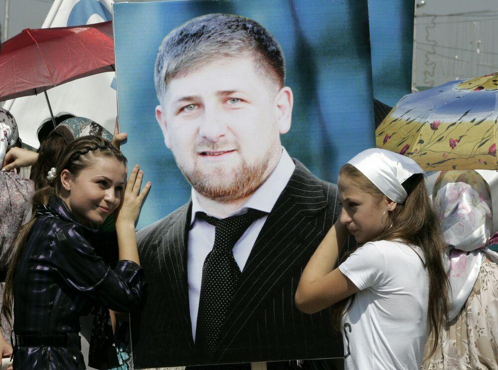 Ramzán Kadírov, hijo fiel de Chechenia