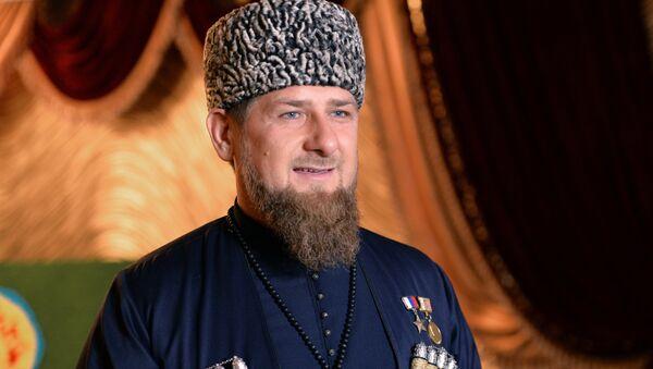 Инаугурация главы Чеченской Республики Р. Кадырова - Sputnik Mundo