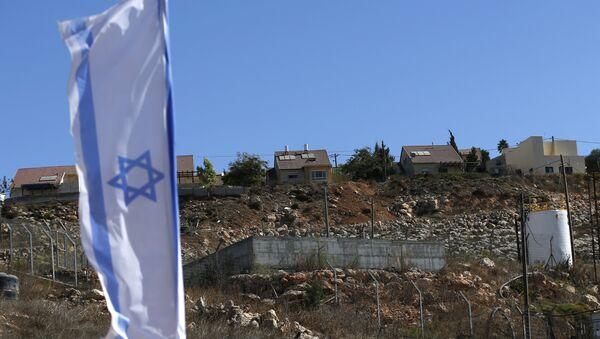 La colonia de Shilo en Israel - Sputnik Mundo
