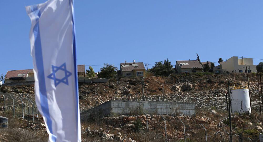 La colonia judía en Israel (archivo)