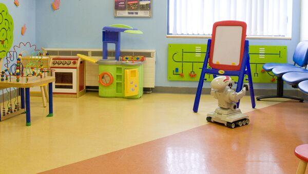 Un hospital de niños (archivo) - Sputnik Mundo