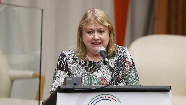Susana Malcorra, canciller argentina - Sputnik Mundo