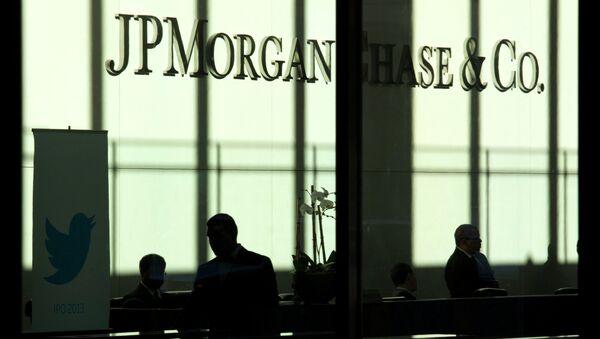 JP Morgan Chase - Sputnik Mundo