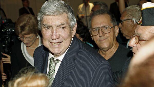 Anti-Castro activist Luis Posada Carriles - Sputnik Mundo