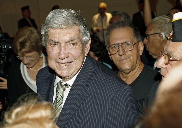 Anti-Castro activist Luis Posada Carriles