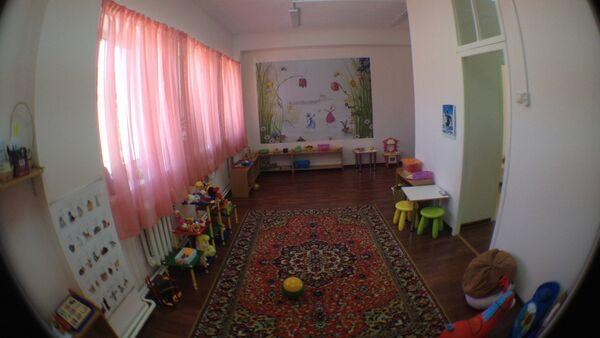 El primer jardín infantil para adultos abre sus puertas en Siberia - Sputnik Mundo