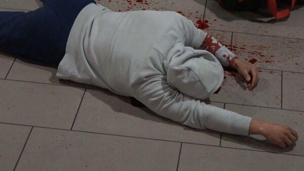 Entrenamiento antiterrorista: las dramáticas escenas de un simulacro en Hungría - Sputnik Mundo