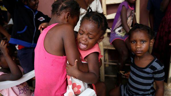 Haití ante la necesidad desesperada de ayuda después del huracán Matthew - Sputnik Mundo