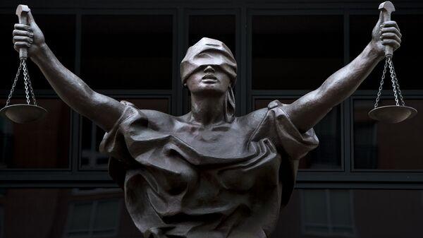 Estatua de la Justicia - Sputnik Mundo