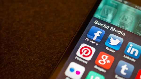 Aplicaciones de las redes sociales - Sputnik Mundo