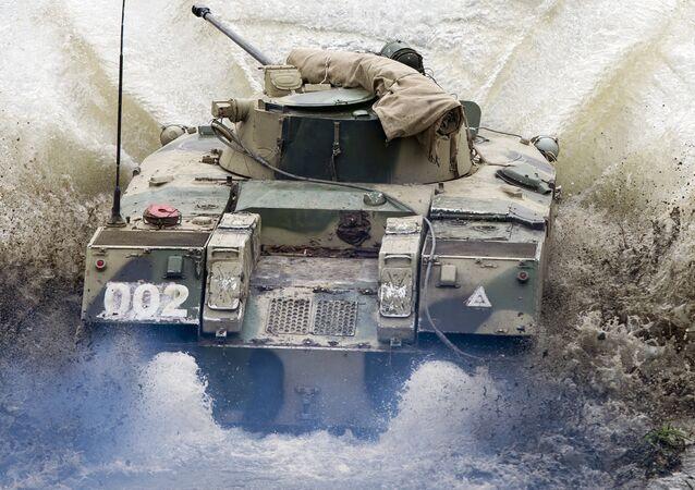 Vehículo de asalto BMD-2