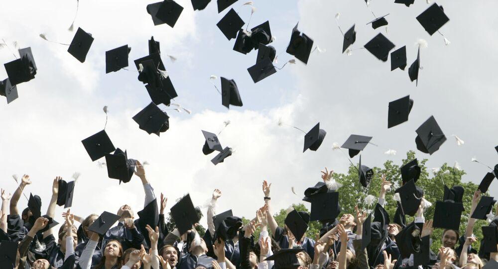 Graduación (imagen referencial)