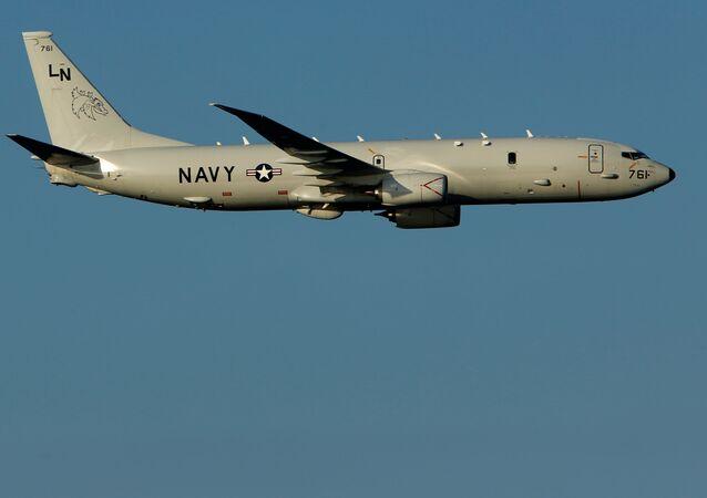 P-8A Poseidon de la Armada de EEUU