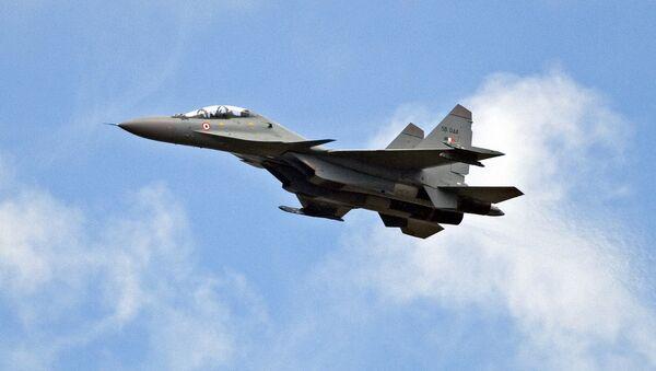 Un Su-30MKI indio, la plataforma para la versión aérea del misil BrahMos - Sputnik Mundo