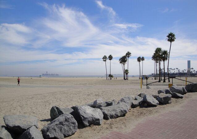 Vistas de Long Beach, California