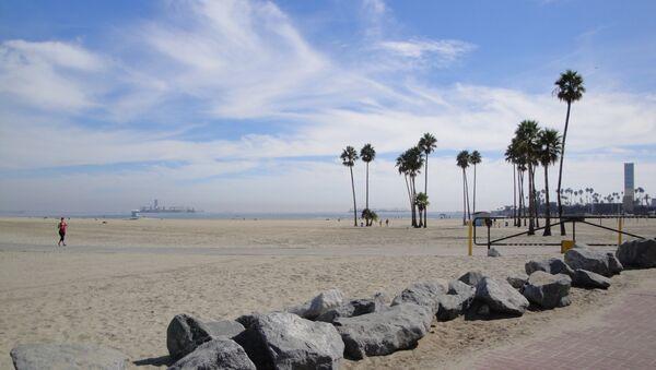 Vistas de Long Beach, California - Sputnik Mundo